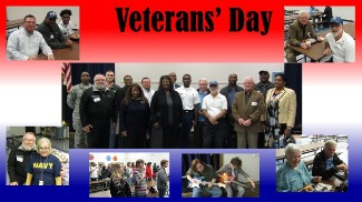 Collage of Veterans' Day Images 1