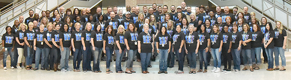 BBIA and FHS Faculty Picture